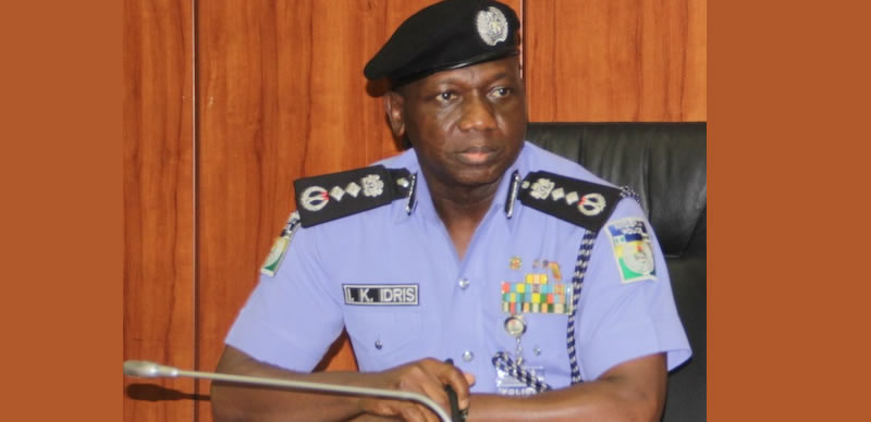 Nigeria Police IG