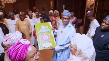 President Buhari birthday