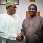 'I want the truth, I may argue, but please tell me the truth always' – What President Buhari told Femi Adesina when he resumed work as his Media adviser