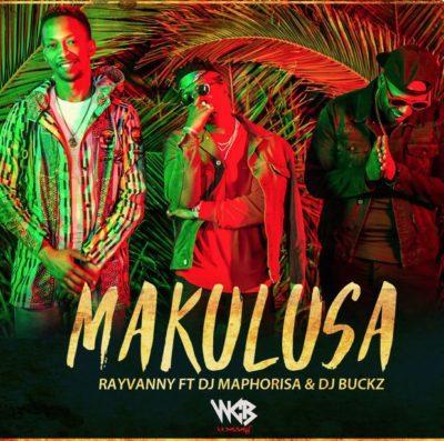 Rayvanny – Makulusa ft DJ Maphorisa & DJ Buckz
