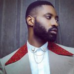 Nigerian Artist, Ric Hassani Suffers Injuries From Ghastly Motor Accident