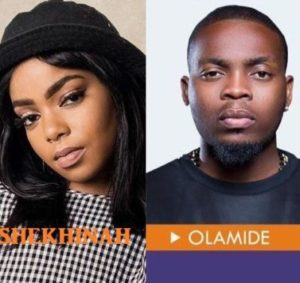 Shekhinah & Olamide – What Child Is This