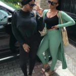 Singer Waje & her daughter serving major mother/daughter goals [photo]