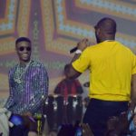 Exclusive: Wizkid and Davido Perform 'FIA' Together On Stage