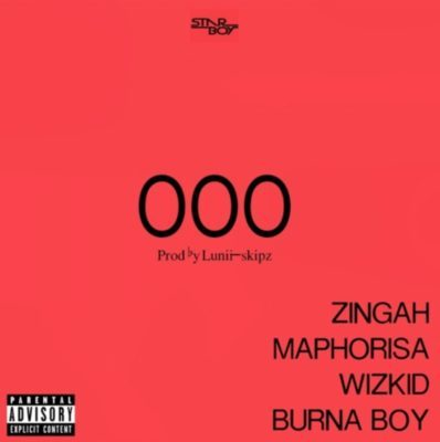 Wizkid, Zingah, DJ Maphorisa & Burna Boy – OOO