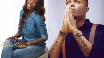 Wizkid and Tiwa Savage
