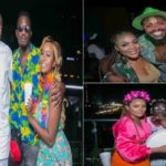 Tiwa Savage, Toke Makinwa, Ycee, Mr Eazi,Temi Otedola & Others Party With DJ Cuppy (Photos)