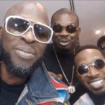 MoHits performance at Davido's 30 billion concert (Video)