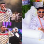"""All them shows put together no even loud like my wedding ceremony""- Oritsefemi rubbishes Wizkid, Davido shows"