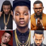 Nigerian artiste add their voices to the #EndSARS campaign