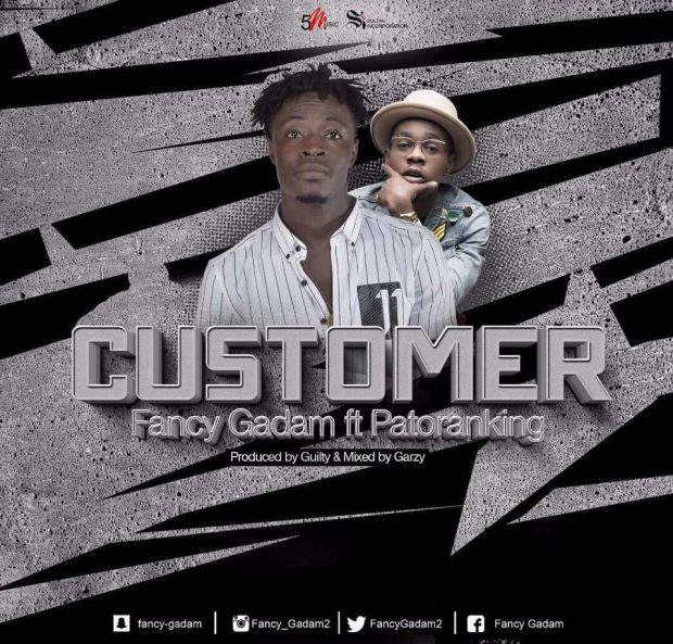 Fancy Gadam ft Patoranking - Customer