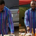 Actor Odunlade Adekola Celebrates 39th Birthday With Family In New Pictures