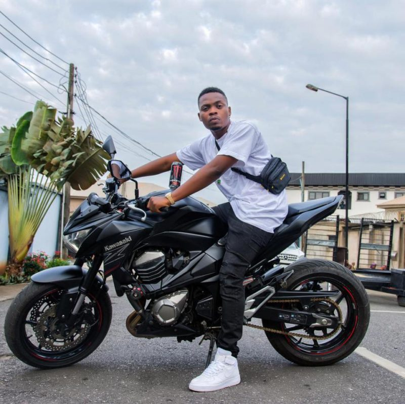 olamide power bike