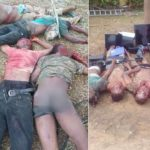 4 Fake SARS officials shot dead In Rivers State  [Photos]