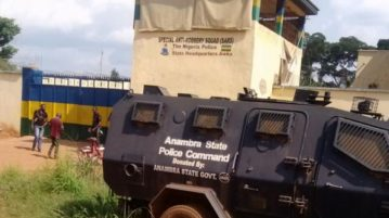 Special Anti-Robbery Squad (SARS)