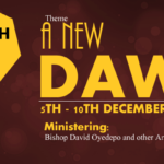 A New Dawn | Shiloh 2017 Commences Today