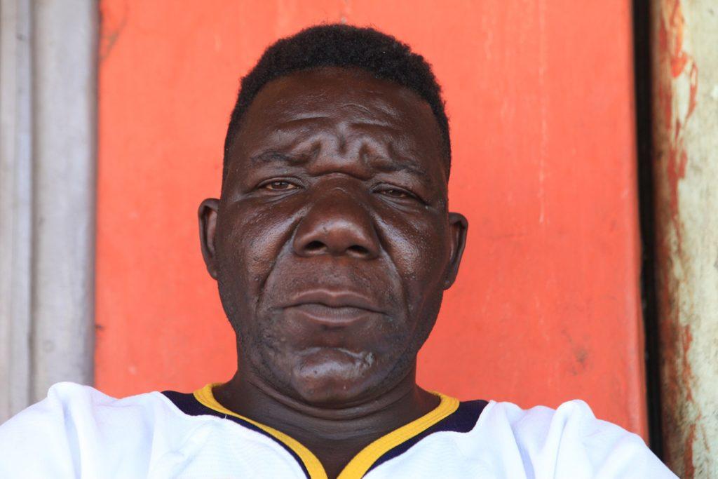 ugliest man in Zimbabwe