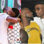 """My muhfuckin broda Wizkid THANK YOU FOR COMiNG"" – Davido 30 Billion Concert"