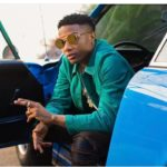 Wizkid Caught Kissing Mystery Lady In Lagos Club [Must Watch]
