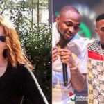 American Lady goes viral after declaring that Wizkid lasts only 60 secs and that she does not know who Davido is