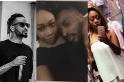'No One Is Pregnant For Me'- Nigerian Singer 9ice