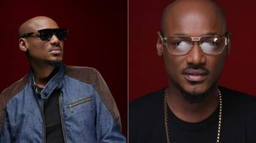 """If I wasn't a musician, I would be a goalkeeper"" – 2baba"