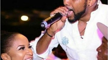 Banky & Adesua: When your wife is your biggest fan