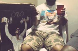 South African Rapper, Cassper Nyovest & Davido Made a Classic Last Night