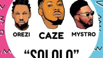 Caze - Sololo ft. Orezi