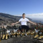 Cristiano Ronaldo Poses With His 15 Trophies To Flag Off 2018