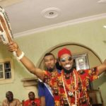 D'banj Bags Chieftaincy Title In Imo (The Enyi Ka Nwanne of Amuzi Obowo)