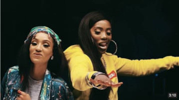 Di'Ja ft. Tiwa Savage - The Way You Are (Gbadun)
