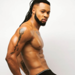 Flavour, shares shirtless photo wearing only his briefs [Photos]