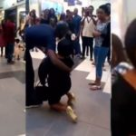 A Nigerian Lady Cries Bitterly After Her Boyfriend Declined Her Marriage Proposal [Must Watch]