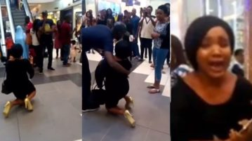 Lady Cries Bitterly After Her Boyfriend Declined Her Marriage Proposal