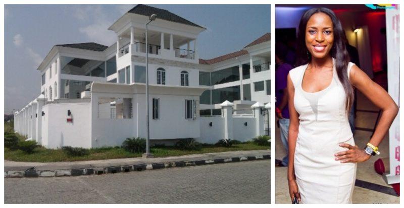 Linda Ikeji house