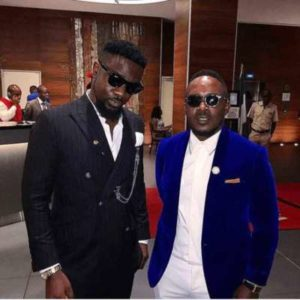 MI Abaga and Sarkodie Set To Release Joint Album In 2018