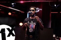 "Maleek Berry Performs ""Pon My Mind"" Live On BBC 1Xtra"