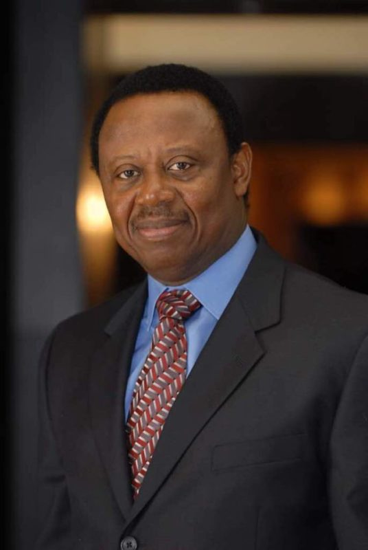 Meet Tunde Afolabi, new Chancellor of Technical University, Ibadan