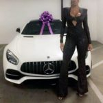 Nicole Murphy gets herself $157K Mercedes Roadster for her 50th birthday celebration + pics from her birthday