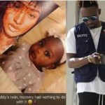 Nigerian Singer, Sean Tizzle finally shows off his babymama and 7 months old daughter