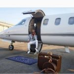 Exclusive: Five South African Celebrities Who Now Fly Private [Photos]