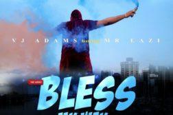 VJ Adams - Bless My Way ft Mr Eazi