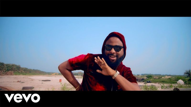VJ Adams - Bless My Way ft. Mr Eazi
