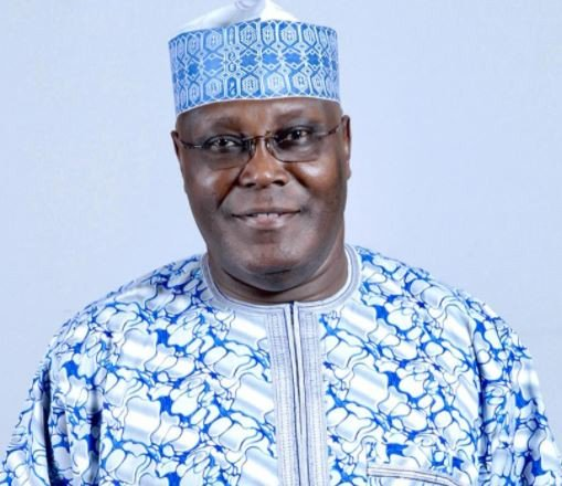 Vice President Atiku Abubakar in his 2018