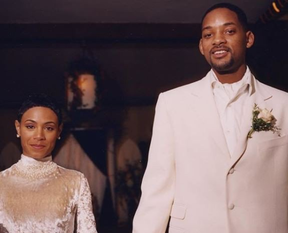 Will Smith Celebrates 20th Wedding Anniversary With Wife