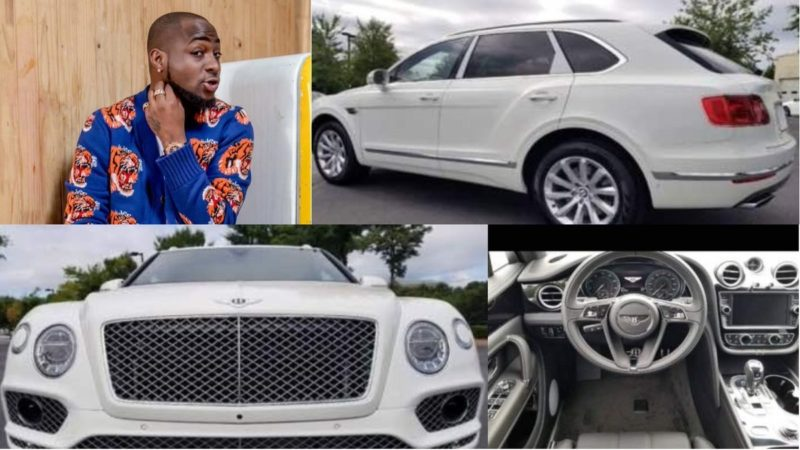 davido bentley