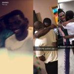 Davido's team member, Tyconne released from prison days after he was arraigned in court for beating up airport officials