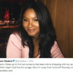 Online fraudster shops with billionaire daughter, Temi Otedola's credit card while she slept
