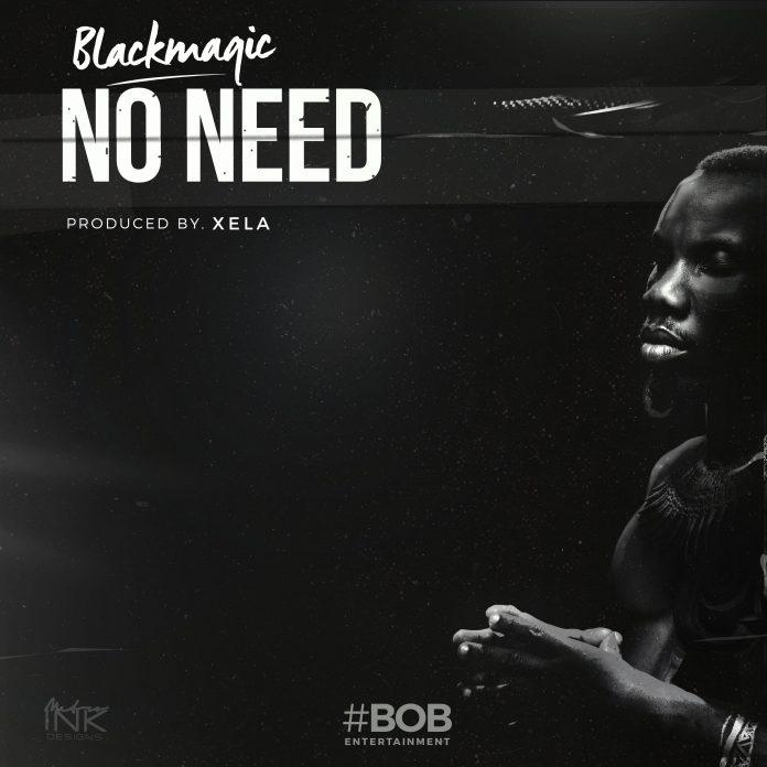 No Need [New Song]